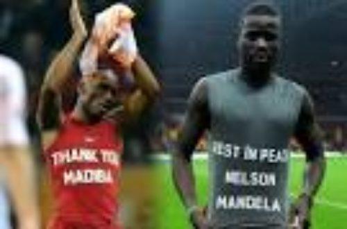 Article : Un Café noir à la Turquie qui sanctionne l'hommage à Mandela