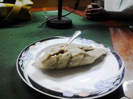 L'Ekomba de Fadimatou