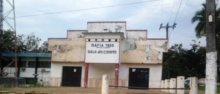 Article : Bafia,« La vieille ville coloniale ».