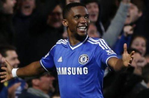 Article : Un Café à cet Eto'onnant Chelsea !