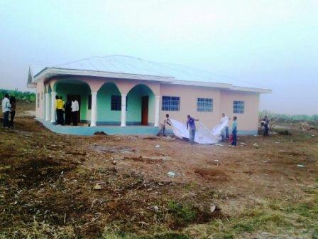 Villa offerte par le Gouvernement Camerounais