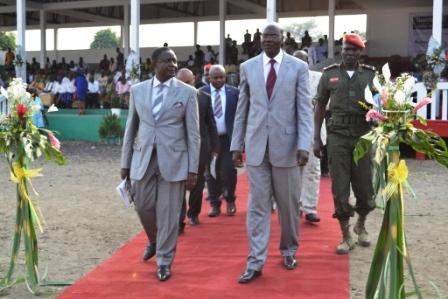 Ministre Adoum Garoua