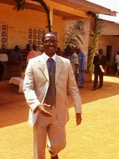 Proviseur Alphonse Mveng