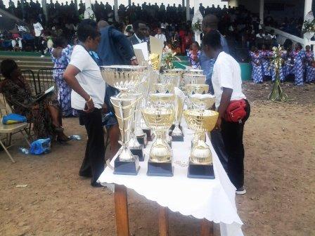 Trophées de l'édition 2014