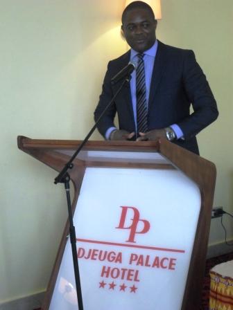 Aimé Robert BIHINA, Président de l'UPF Cameroun