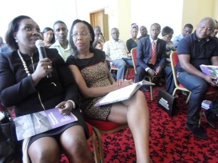 Assemblée Générale des Journalistes Francophones du Cameroun en 2014.