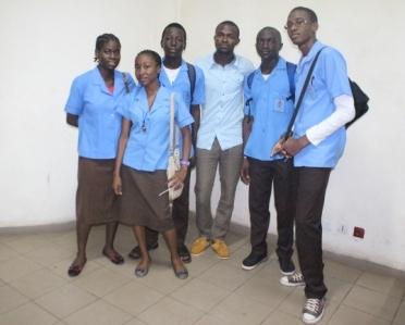 Candidats du Collège Vogt