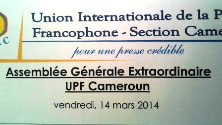 UPF 14 Mars