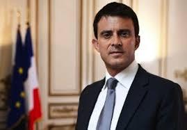 Manuel Valls, PM de France