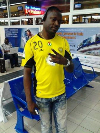 Dj Pat Kool, célèbre au Cameroun