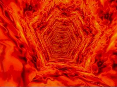 Voici l'enfer dans lequel je suis