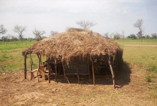 Salle du Cours Moyen, Ecole Publique de Ngoumlaye