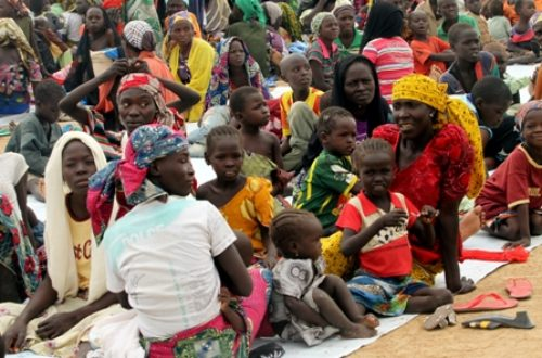 Article : Malgré Boko Haram, des enfants sont sauvés à Minauwao
