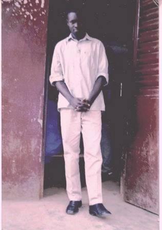 Moi, en 1996 au Lycée Bilingue d'Application