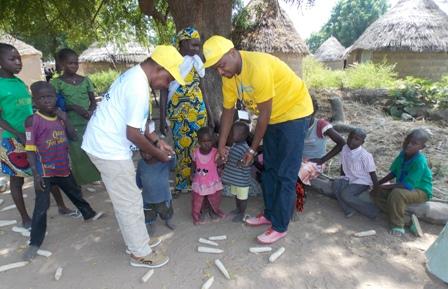 Déroulement de la campagne au Nord Cameroun