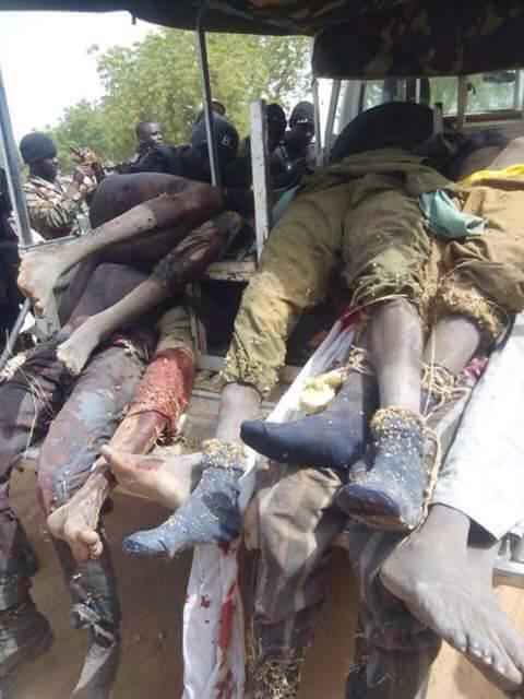 Terroristes tués à Kolofata, Janvier 2015