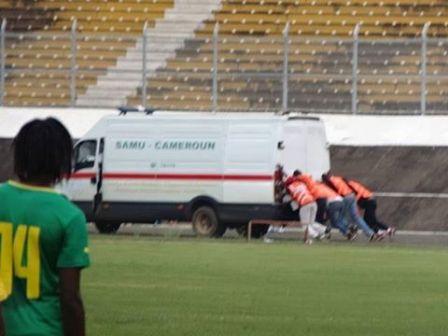 Cameroun, quelle honte