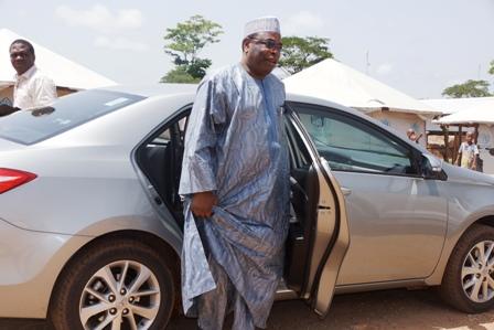 Hamadou Bello, Ministère de la Communication, Cameroun.