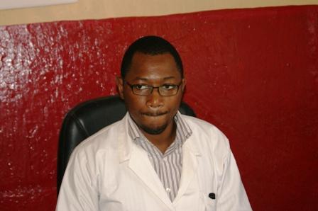 Dr Fabrice BIONGOL