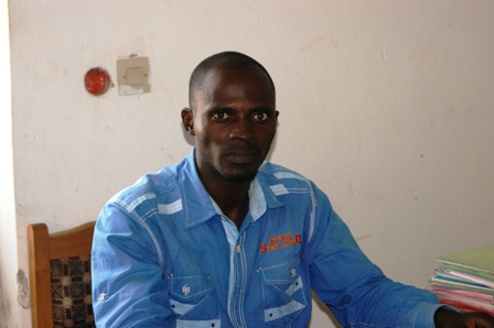 Yaya Pitcheme, Chef de Station de Radio Bon Berger