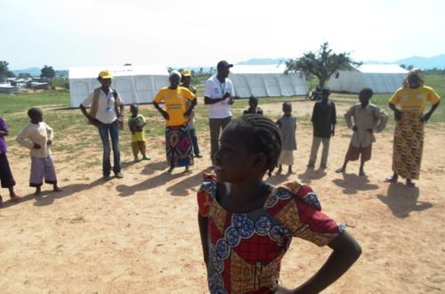 Article : J'ai vu les réfugiés et les déplacés victimes de Boko Haram.