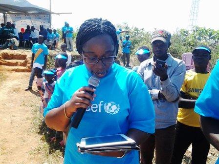 Félicité Tchibindat, Représentante Unicef