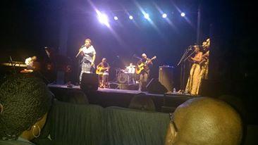 Coco Mbassi, le 28 Janvier 2016 à l'IF de Yaoundé