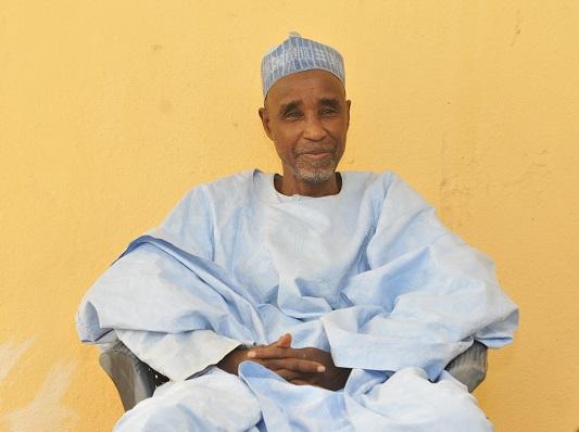 Ibrahim Hamaoua, Lamido de Zamai