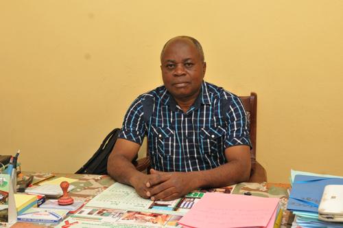 Dr Akwe Samuel