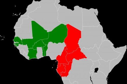 Article : Afrique de l'Ouest et Afrique du Centre : deux poids, deux mesures.