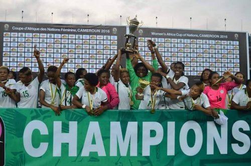 Nigéria Champion