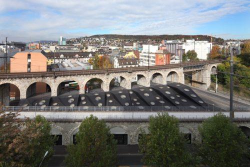 Projekt: Viadukt Zürich Architekt: EM2N, Zürich