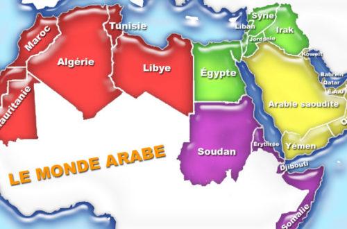 Article : La coupe du monde a du mal à parler arabe