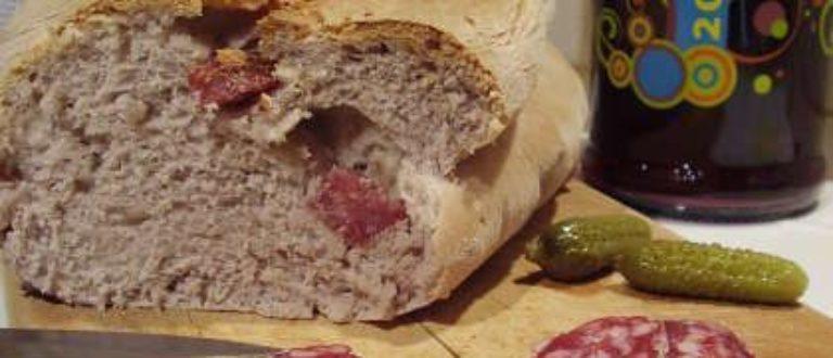 Article : L'histoire du pain-saucisson