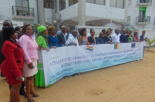 Article : Planoscam met le Cameroun à l'Ecole de l'engagement citoyen