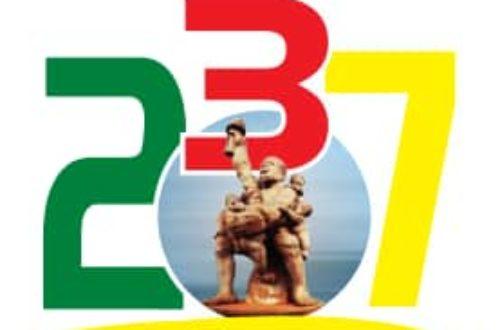 Article : Vert-Rouge-Jeune… Le message de la Paix au 237 !